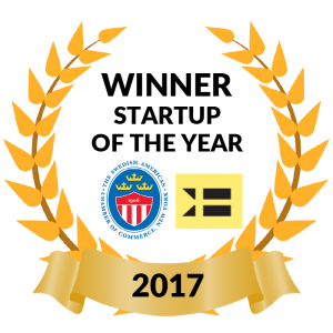 Startup of the year award 2017