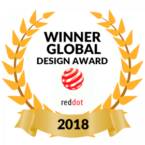 Design Award reddot 2018