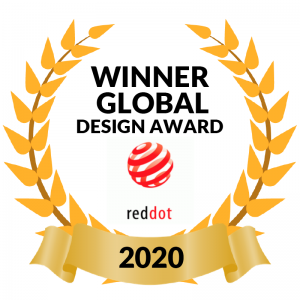 Global Design Award reddot 2020