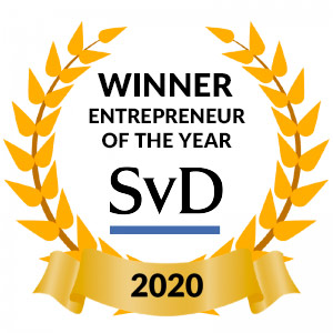 Entrepreneur of year SVD 2020