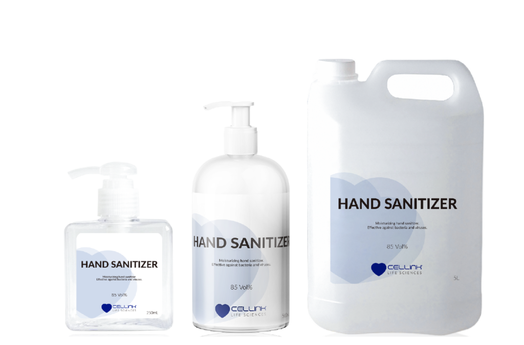 high quality hand sanitizers